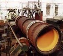 大口径焊管  大口径直缝钢管 热扩直缝管图片