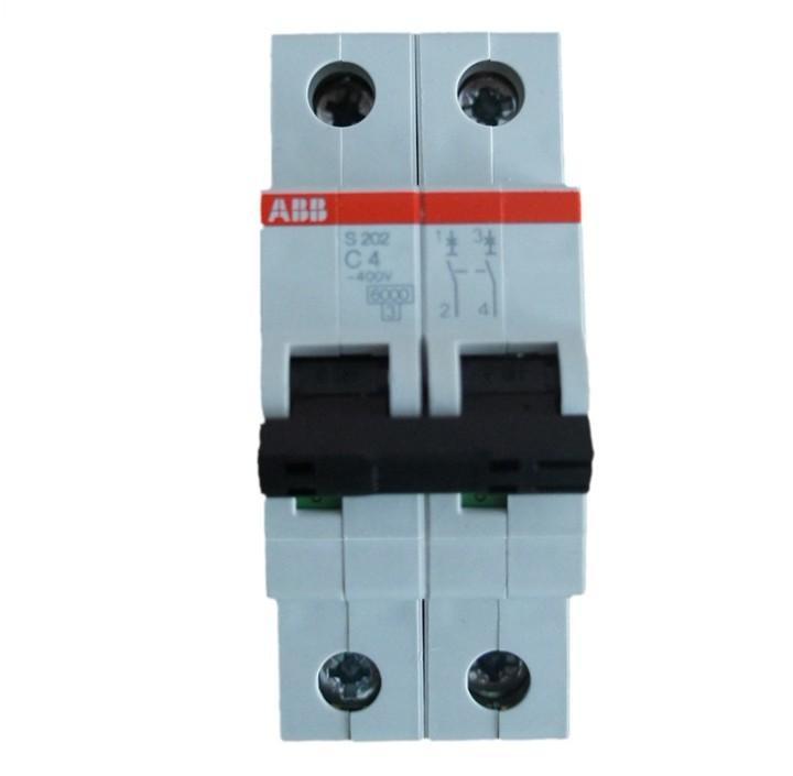 供应ABB微型断路器S202-C63空气开关2P63A现货特价