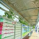 供应江西公交站台工程承包队伍