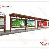供应江西南昌公交站台
