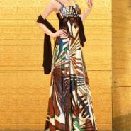 供应阿拉伯女士长袍穆斯林时尚长袍民族服装