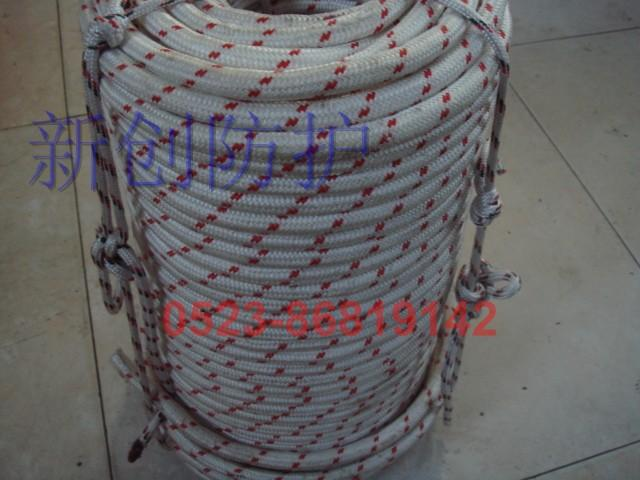 供应登山绳逃生绳是什么材料