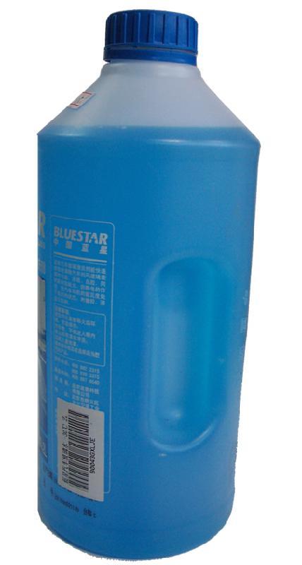 供应蓝星高级玻璃水批发仅限同