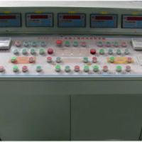 供应普洱市丽江市保山市搅拌站集中控制柜HFSD-205