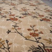 供应纯进口新西兰羊毛手工地毯制作厂家