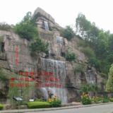 供应九江塑石假山价格人造石厂家假山石人造山