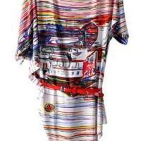 外贸女式t恤生产厂