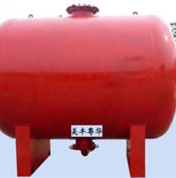 供应卧式消防气压罐供应商