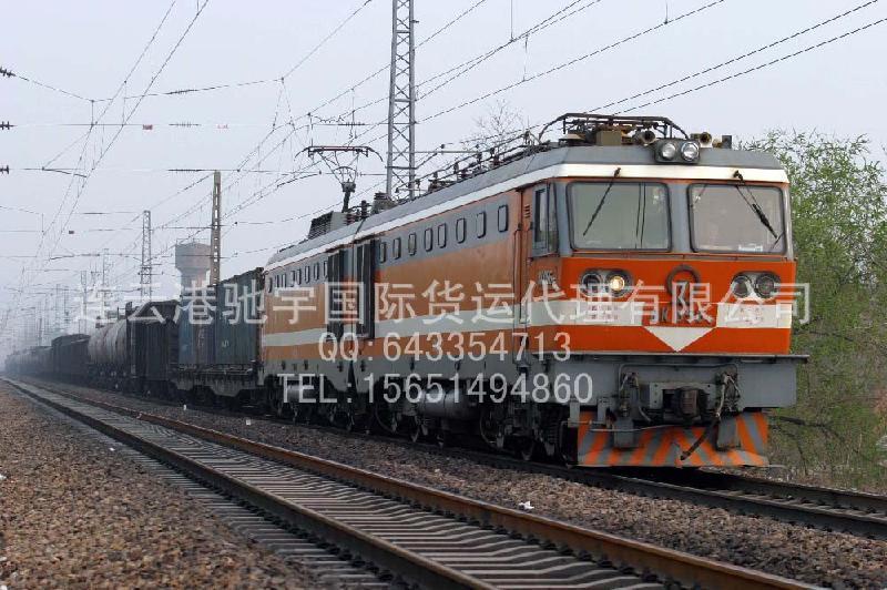 供应俄罗斯国际铁路运输