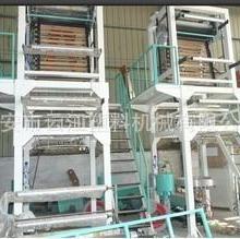 供应厂家直销菌种袋吹膜机高低压吹膜机