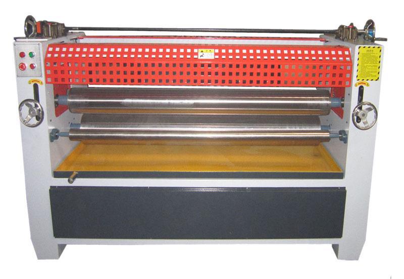 供应1米3单面涂胶机