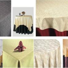 供应酒店宴会厅台裙台布图片