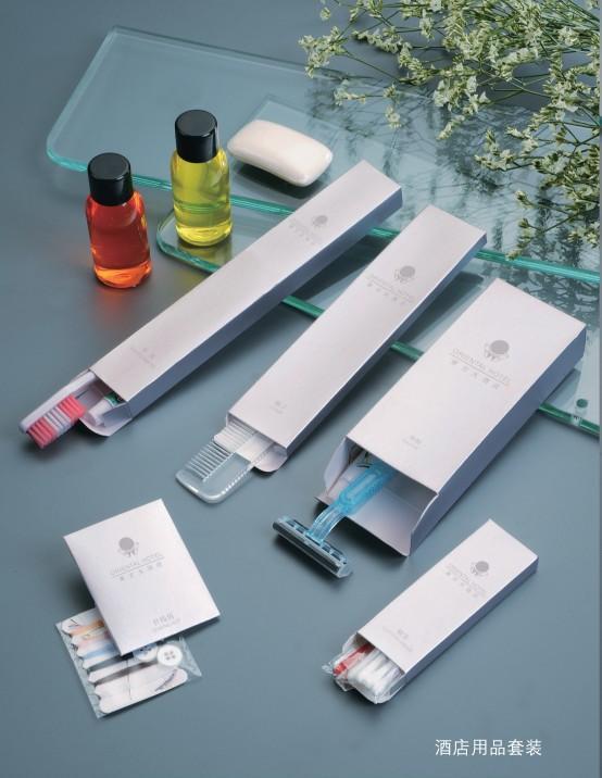 供应酒店宾馆一次性用品套装一次性牙刷牙膏梳子 定制LOGO