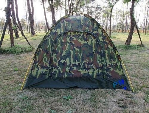 供应双层丛林迷彩帐篷,露营帐篷生产批发,野营帐篷生产厂家