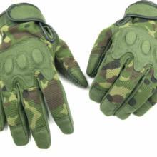 供应鹿皮07手套最新户外手套鹿皮弹力迷彩战术手套四季通用批发