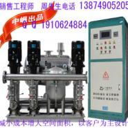 淮北管网增压稳流给水设备图片