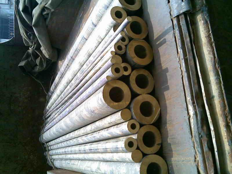 锡青铜图片 锡青铜样板图 深圳生产非标锡青铜管 东莞市长...