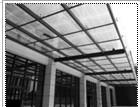 钢结构膜结构停车棚雨棚
