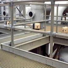供应西安污水处理工程中的玻璃钢格栅批发