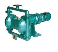供应DBY电动隔膜泵价格工作原理特点图片