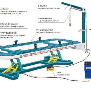 渤普特PRO-380JX型大梁校正仪图片
