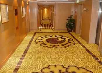 北京手工纺织地毯艺术挂毯块毯图片
