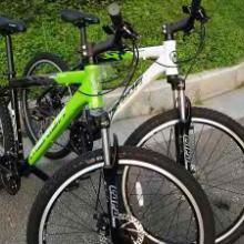 供应美利达09款勇士山地车铝合金车架21速双V刹自行车销售批发