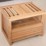供应上海榆木实木床头柜厂家直销现代简约特价Y-B04特价专卖