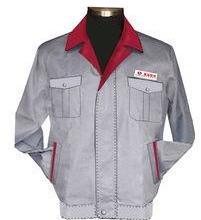 供应工作服工装茄克衫制服厂家,职业装工作服来样订做批发