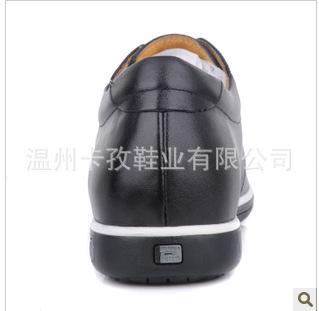 内增高皮鞋供应商/生产供应圣高男式增高鞋