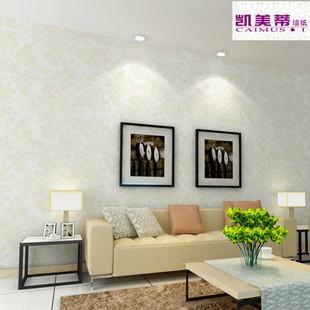 墙纸色彩与空间搭配