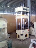 100吨拉伸机快速拉伸机一次成形机图片