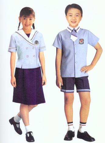 东莞中学生校服图片图片