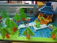 供应加盟大树玩具启蒙智力玩具独家经营赚钱儿童玩具加盟批发