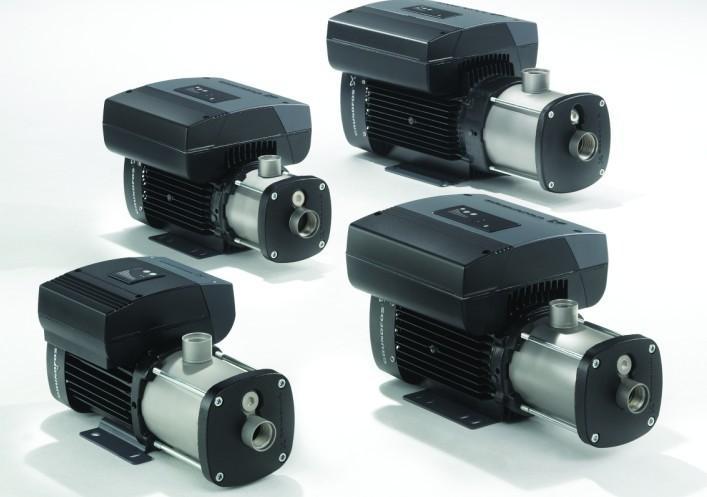 供应格兰富水泵CM CH卧式多级离心泵 图 -卧式多级离心泵图片 卧式