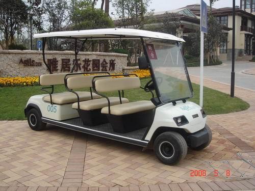 供应时尚高尔夫球车