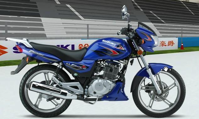 豪爵锐爽en125 3e摩托车