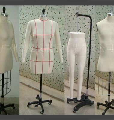 广州板房模特服装展示道具图片/广州板房模特服装展示道具样板图 (4)