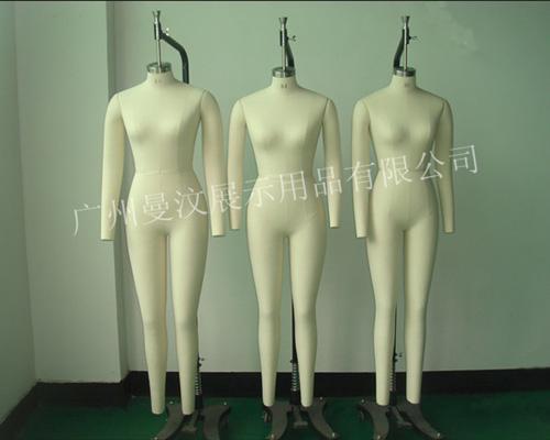 广州板房模特服装展示道具图片/广州板房模特服装展示道具样板图 (1)