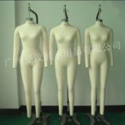 广州板房模特服装展示道具图片