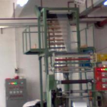 供应深圳塑料吹膜机机械厂家,胶袋机器,胶袋吹膜机图片