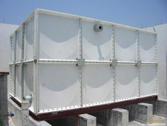 供应玻璃钢组合式水箱