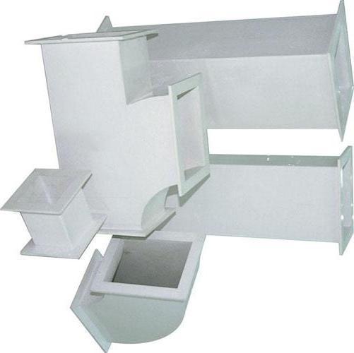 供应玻璃钢风管加工