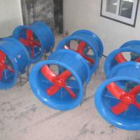 供应4-72型玻璃钢轴流风机