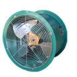 供应低噪声轴流风机
