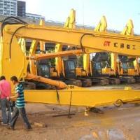 供应长臂雷沃挖机,大小臂进行加长的雷沃挖掘机