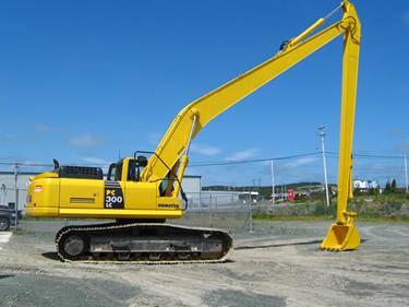 供应小松300-7挖机挖土机钩机加长臂