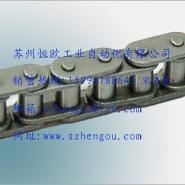 08A直板滚子传动输送链条优质厂家图片