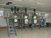 供应涂料生产设备