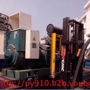 无锡进口发电机回收价格图片